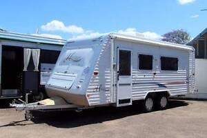 Jayco Caravan - Heritage 61.24-4 #6348 Windale Lake Macquarie Area Preview