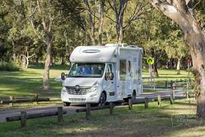 Sunliner Motorhome - Pinto 412 #6523 Windale Lake Macquarie Area Preview