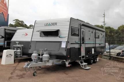 Leader Caravan - Palladium #7204 Windale Lake Macquarie Area Preview