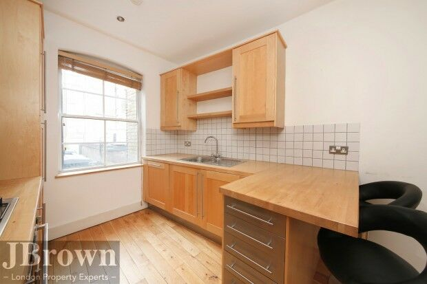 1 bedroom flat in Atlantis House Whitechapel High Street, London, E1