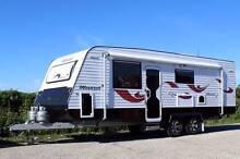 Regent Caravan - Monarch MK2 #5965 Windale Lake Macquarie Area Preview
