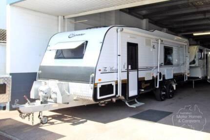 Crusader Caravan - Manhattan #6892 Windale Lake Macquarie Area Preview