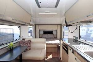 Avida Multi-Terrain Caravan - Sapphire CV6614D #6610 Windale Lake Macquarie Area Preview