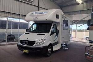 Sunliner Motorhome - Holiday Elevate G4B #6413 Windale Lake Macquarie Area Preview