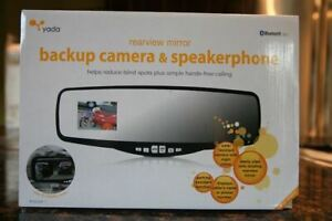 Brand New Yada Digital Wireless 3.5-in Backup Camera Mirror
