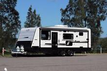 New AMH Caravans - Whitebridge F22 #6035 Windale Lake Macquarie Area Preview