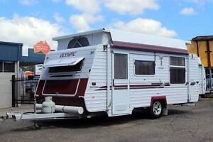 Olympic Pop Top Caravan - Javelin #6489 Windale Lake Macquarie Area Preview