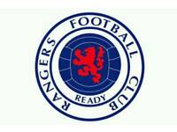 Rangers Aberdeen Club Deck hospitality for 2 and a Ibrox tour package for 6 29th November 2017