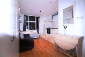 Studio flat in 244 - 246 Barking Road, London, E13