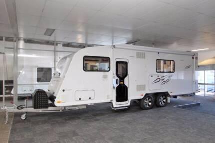 Avida Caravan - Topaz CV7234SL #5652 Windale Lake Macquarie Area Preview