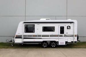 Royal Flair Caravan - Designer Series 19'8-2 #6428 Windale Lake Macquarie Area Preview