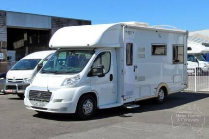 Sunliner Motorhome - Holiday G4B #6917 Windale Lake Macquarie Area Preview