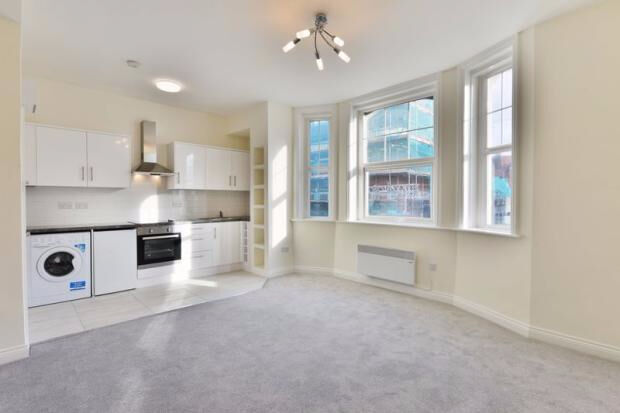 Studio flat in Allitsen Road, St Johns Wood, NW8