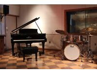 Piano or Drum Lessons, in your home!