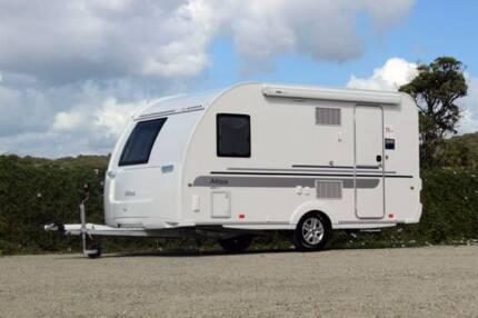 Adria Caravan - Altea 402PH #5536 Windale Lake Macquarie Area Preview