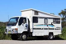 4x4 Outback Camper RV #5780 Windale Lake Macquarie Area Preview