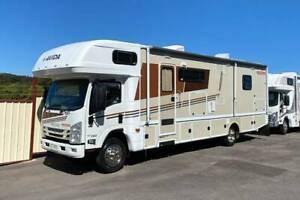 Avida Motorhome - C9536SL Longreach #8155 Bennetts Green Lake Macquarie Area Preview
