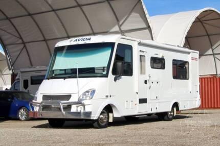 Avida Motorhome - Esperance Premium A7932SL #7080 Bennetts Green Lake Macquarie Area Preview