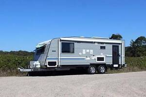 Vanguard Caravan - Mystery Bound #6273 Windale Lake Macquarie Area Preview