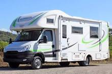 Sunliner Motorhome - Twist #6044 Windale Lake Macquarie Area Preview