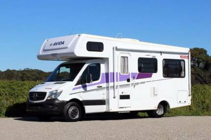 Avida Motorhome - Ceduna C7174 #5703 Windale Lake Macquarie Area Preview