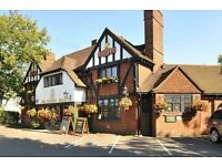 Part Time / Full time Waiting Staff Required for pub / restaurant