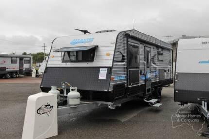 Atlantic Caravan - Murchison #7184 Bennetts Green Lake Macquarie Area Preview