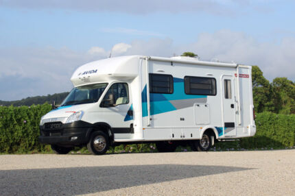 Avida Motorhome - Esperance B7944 #5501 Windale Lake Macquarie Area Preview