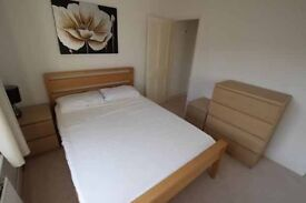 Double room for couple or two people with new furniture