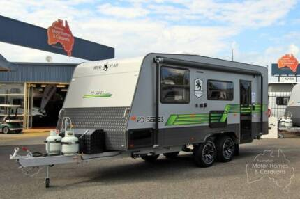 Royal Flair Caravan - PD Series 19'4-1 SL Edition #7250 Bennetts Green Lake Macquarie Area Preview