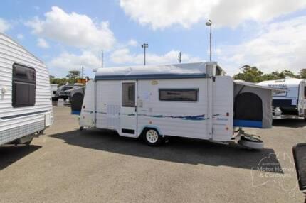 Windsor Caravan - Rapid Expanda #6879 Windale Lake Macquarie Area Preview