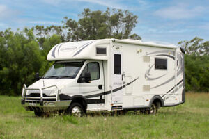 Sunliner Motorhome - Holiday G57 #8264 Bennetts Green Lake Macquarie Area Preview