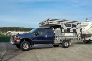 Forest River Puma Slide On - Ford F250 4x4 Package #7649 Bennetts Green Lake Macquarie Area Preview