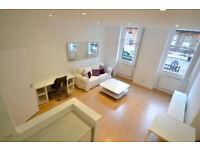 Luxury and huge one bedroom flat to let in Marylebone, W1U.