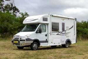 Sunliner Motorhome - Pinto 1 #8214 Bennetts Green Lake Macquarie Area Preview