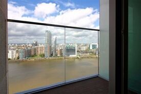 Gorgeous - 1 bedroom apartment with views of Canary Wharf