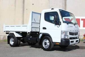 Fuso Canter 715 Factory Tipper- AMT Tipper Rocklea Brisbane South West Preview