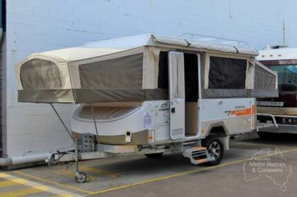 Jayco Camper Trailer - Swan Outback #7026 Windale Lake Macquarie Area Preview