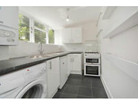 Spacious One Bedroom GARDEN APARTMENT on the raised ground floor of this Victorian conversion