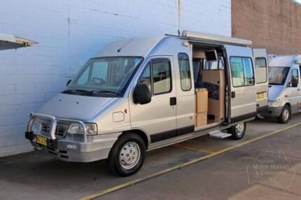 Sunliner Campervan - Vista #6584 Windale Lake Macquarie Area Preview
