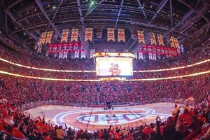 MONTREAL CANADIENS ALL HOME GAMES BEST SEATS
