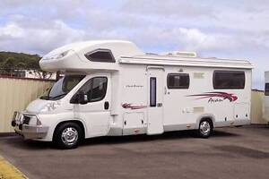 Avan Motorhome - Ovation #6426 Windale Lake Macquarie Area Preview