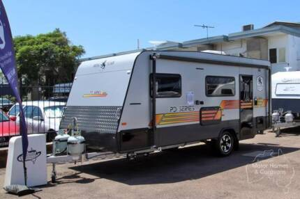 Royal Flair Caravan - PD Series SL Edition (Single Beds) #6878 Windale Lake Macquarie Area Preview