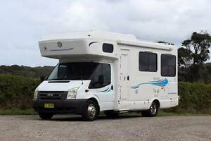 Kea Motorhome - Endeavour #6204 Windale Lake Macquarie Area Preview