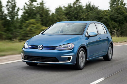 VW Announced $36k Price Tag for Electric Golf