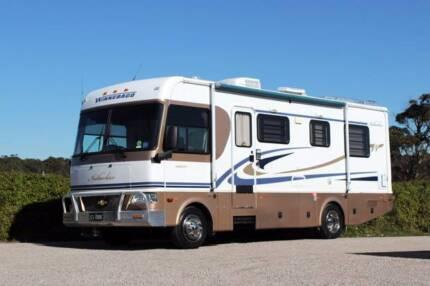 Winnebago (Avida) Motorhome - Nullarbor A2874SL #5697 Windale Lake Macquarie Area Preview