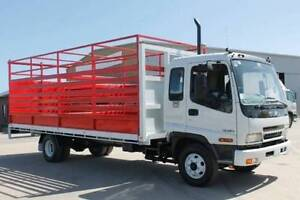 Isuzu FRR500 LWB STOCK CRATE Stock/Cattle crate Burton Salisbury Area Preview
