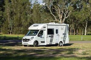 Sunliner Motorhome - Pinto 411 #6525 Windale Lake Macquarie Area Preview