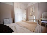 Big double room in gorgeous, large split level house. For a single or a couple