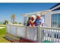 Static Caravan Whitstable Kent 3 Bedrooms 8 Berth Willerby Rio 2010 Seaview